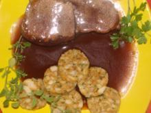 Fleisch : - Böff- la- mott - Rezept