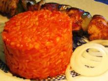 Roter Reis - Rezept