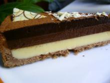 XXXL - PRALINE - Torte - Rezept