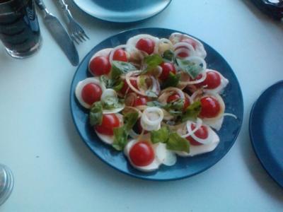 Antipasti Tricolore - Rezept