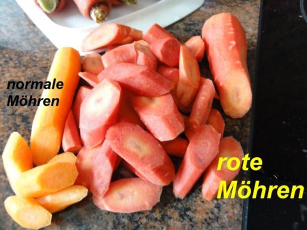 """Gemüse: """" ROTE""""  MÖHREN - GEMÜSE - Rezept - Bild Nr. 2"""