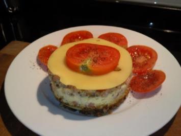 Leberkäs-Muffin - Rezept