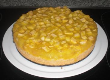 Apfelwein-Kuchen - Rezept