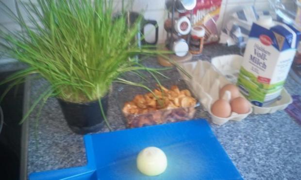 Schnittiges Pfiffikus-Omelett - Rezept - Bild Nr. 2