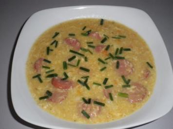 Kartoffel - Gemüse - Eintopf mit Rindswurst - Rezept