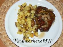 Deftiges Abendessen a la Kräuterhexe - Rezept