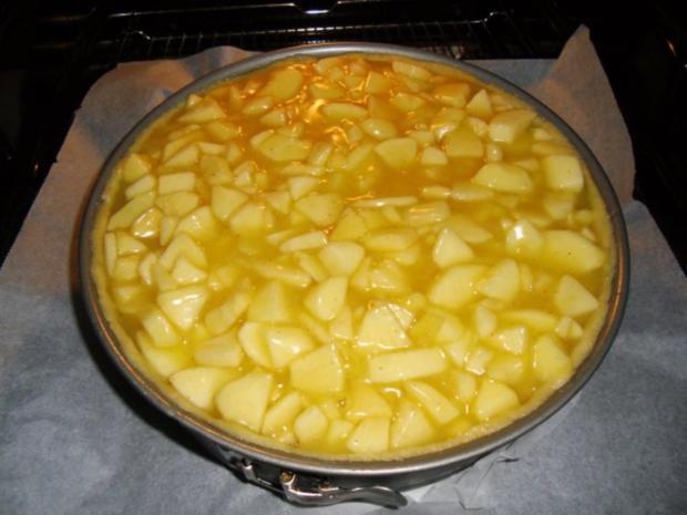 Apfeltorte - Rezept - Bild Nr. 4