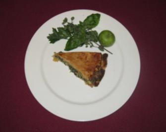 Mangold-Tarte - Rezept
