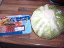 Spitzkohl - Brot - Auflauf - Rezept - Bild Nr. 3