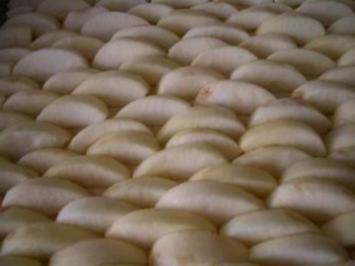 Apfelkuchen (vom Blech) - Rezept
