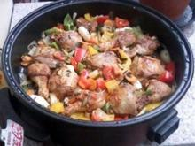Louisiana Chicken  ( Hot ) - Rezept