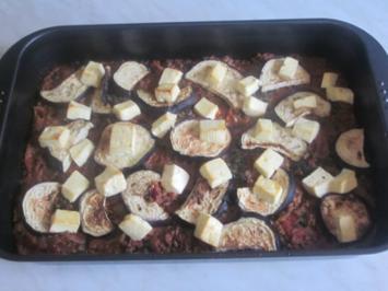 Auberginen Auflauf mit Kartoffeln a`la Starfleet - Rezept