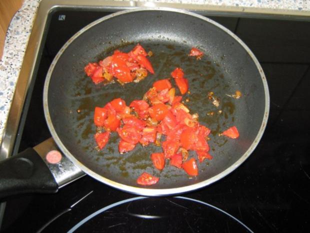 Hühnersuppe mitten im Sommer - daher mediterran angehaucht - Rezept - Bild Nr. 4