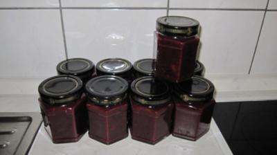 Zwetschgenmarmelade - Rezept