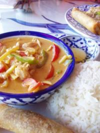 Rotes Thai-Curry - Rezept