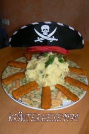 Schlemmertafel für Seeräuber und Piraten - Rezept