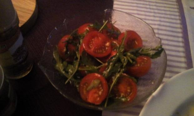 Cocktoruco-Salad - Rezept