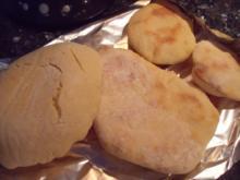 Indisches Naan-Brot - Rezept
