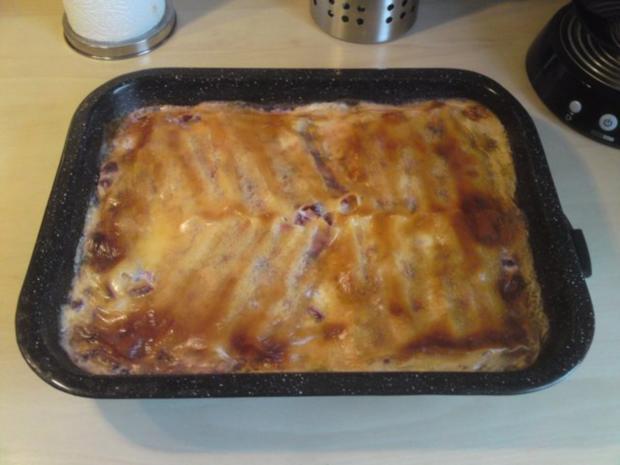 Leo´s süße Cannelloni - Rezept