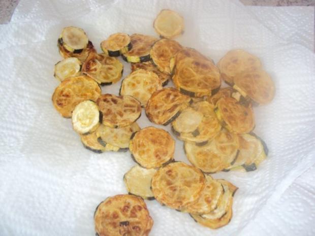 Zucchini auf Vorrat - Rezept