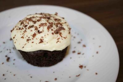 Secret Cupcakes - Rezept