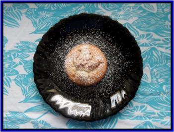 Walnuss-Marzipan-Muffins - Rezept