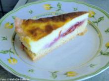 Zwetschgen-Grießkuchen - Rezept