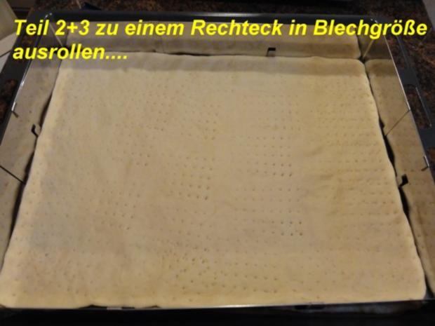 Hefe:    APFELKUCHEN hinter GITTER - Rezept - Bild Nr. 7