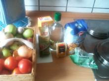 Fruchtiges Tomatenchutney - Rezept
