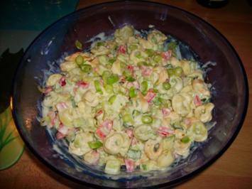 leichter Tortellinisalat - Rezept