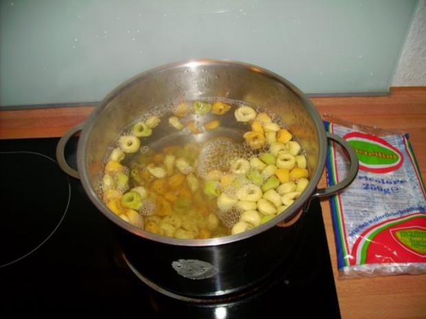 leichter Tortellinisalat - Rezept - Bild Nr. 3