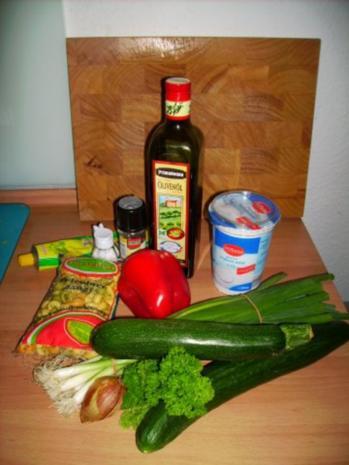 leichter Tortellinisalat - Rezept - Bild Nr. 2