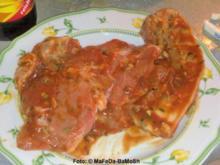 Grillfleisch in Ketchup-Whisky-Marinade - Rezept