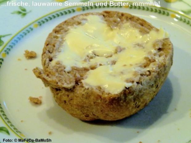 Joghurt-Semmeln - Rezept - Bild Nr. 6