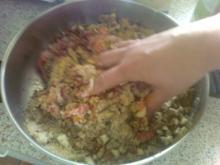 Gefüllte Paprikaschoten in Tomatensaft - Rezept - Bild Nr. 2
