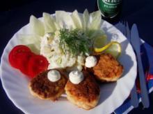 Dänische Edelfisch-Frikadellen - Rezept