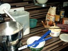Aprikosen Rosettenkuchen - Rezept