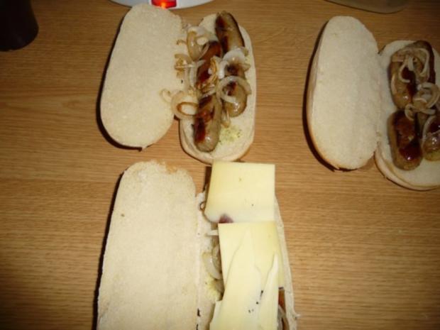 Hot Dogs - Rezept - Bild Nr. 6