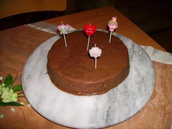 Flotter Geburtstagskuchen - Rezept