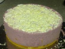 Kirsch-Käse-Sahne-Torte - Rezept
