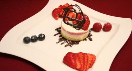 Erdbeer-Zitronen-Limetten-Törtchen - Rezept