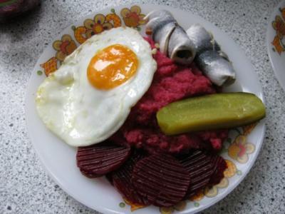 Hamburger Labskaus - Rezept