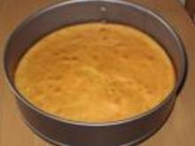 Tortenboden (Wasserbisquit) - Rezept