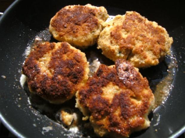 Fisch-Klobse- Fisch-Burger - Rezept - Bild Nr. 5