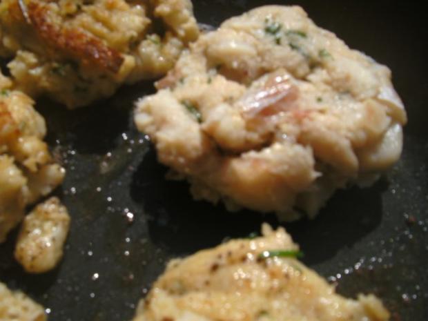 Fisch-Klobse- Fisch-Burger - Rezept - Bild Nr. 6