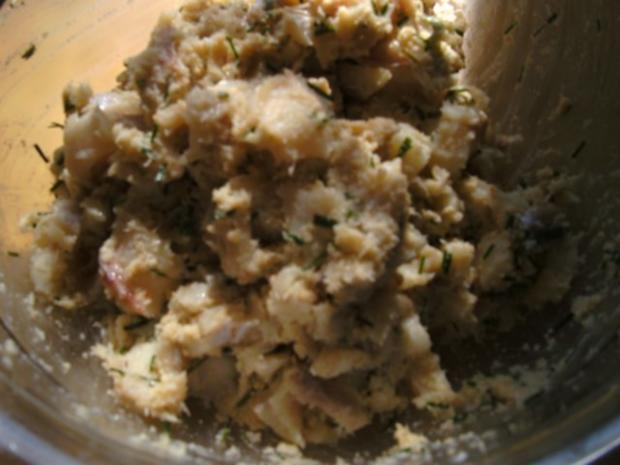 Fisch-Klobse- Fisch-Burger - Rezept - Bild Nr. 8