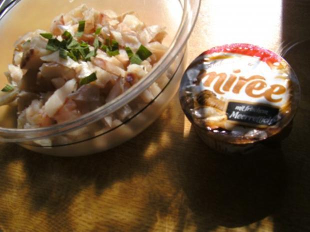 Fisch-Klobse- Fisch-Burger - Rezept - Bild Nr. 9