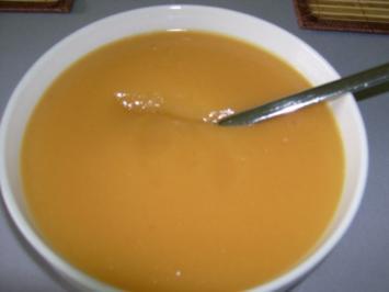 Apfel-Pfirsichmus - Rezept