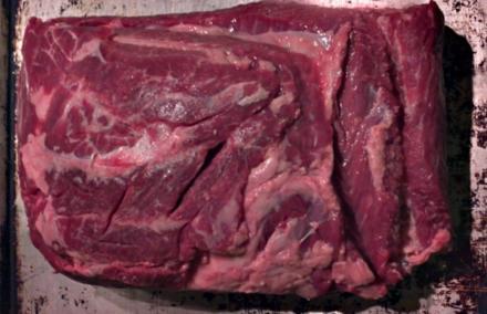 Rindfleisch im Lockgrill - Rezept