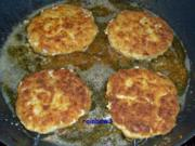 Kochen: Fischfrikadellen - Rezept